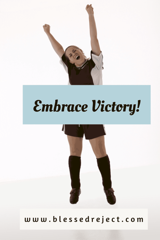 Embrace Victory! Surrender and Abide