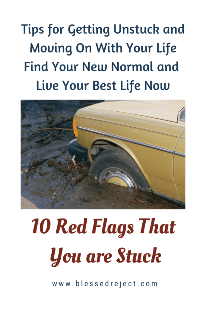 Moving on With Your Life After Rejection or Betrayal Ten Red Flags