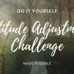 Attitude Adjustment Challenge Made Possible