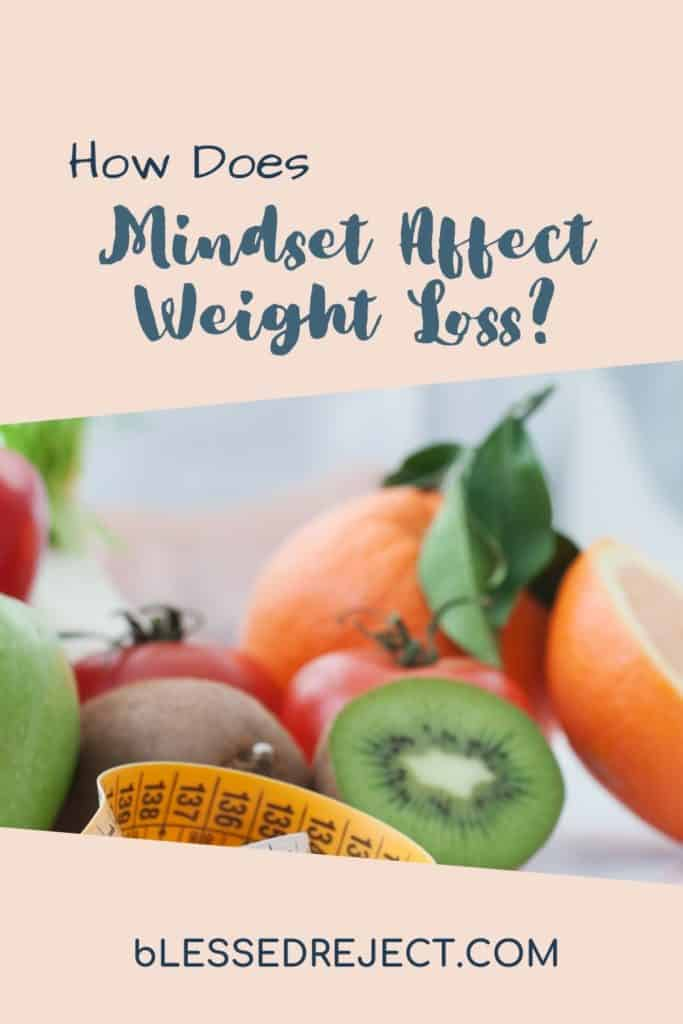 Fresh Veggies for how mindset affects weight loss