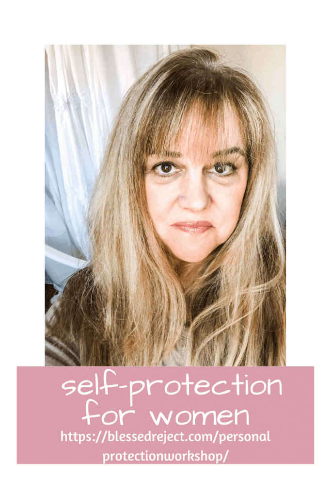 self protection for women photo
