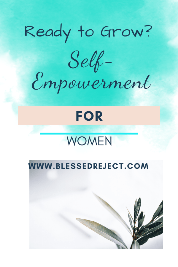 a plant showing empowerment for women