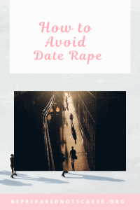 planning to prevent date rape